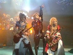 Versailles (band) - technically this is a Japanese visual kei band, but the sound is very similar to symphonic metal.