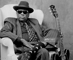 """Ev'ybody thinks about death sometimes, I think. You ain't gonna be here forever,"" he told in John Lee Hooker, Blues Artists, Music Artists, Delta Blues, Jazz, Boogie Woogie, Some People Say, Blues Music, Rolling Stones"