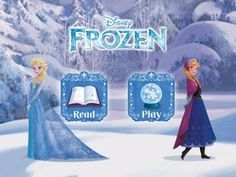 Review- Disney's Frozen: Storybook Deluxe for iPad