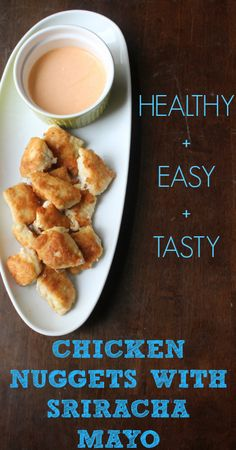 Who doesn't love chicken nuggets?! Especially if you're a kid. They're the perfect snack and they're so easy to make. Unfortunately, a lot of people just pop some Tyson chicken nuggets into the oven and call it a day. I mean, their commercials say it's healthy, so it is right? …