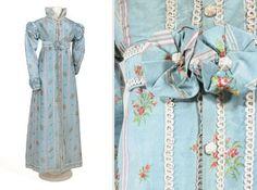 Dress ca. 1815  From Doyle New York