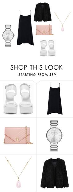 """""""All I need"""" by fashion-classy1 on Polyvore featuring moda, Nly Shoes, Tory Burch, Marc by Marc Jacobs, White House Black Market y LE3NO"""