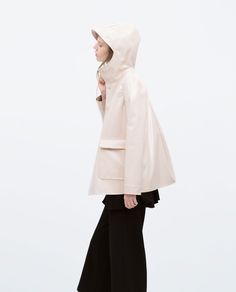 Image 3 de TRENCH IMPERMÉABLE de Zara