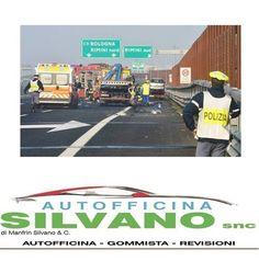 incidente gas autostrada