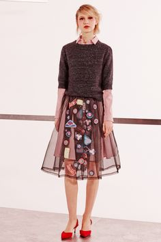Alexander Lewis- Skirt