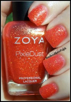 Southern Sister Polish: Zoya Summer Pixie Dust Collection