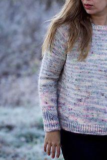 85e3e9551bcc8 Ravelry  Uhuru Sweater pattern by Leeni Hoi Sweater Knitting Patterns