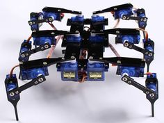 Picture of Hexapod4 Spider RobotInstruction Manual