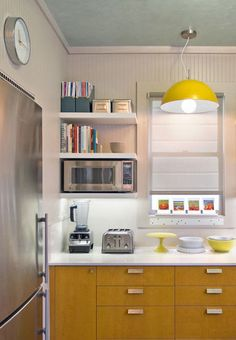 Marvelous Tiny kitchen remodel on a budget,Small kitchen remodel ideas white cabinets and How much is a small kitchen remodel uk. Microwave Shelf, Microwave In Kitchen, Open Kitchen, Narrow Kitchen, Cheap Kitchen, 70s Kitchen, Microwave Wall Mount, Corner Microwave, Microwave Oven