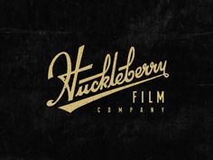 Huckleberry Film Co. by Steve Wolf