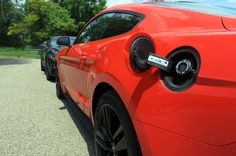2015 Ford Mustang EcoBoost Premium – Real-World Fuel Economy