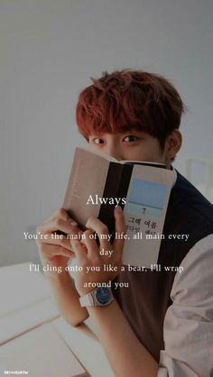 Tumblr Wallpaper, Wallpaper Quotes, Bts Wallpaper, Park Jihoon Produce 101, Definition Of Aesthetic, Bias Kpop, Aesthetic Collage, Love Me Forever, Wall Quotes