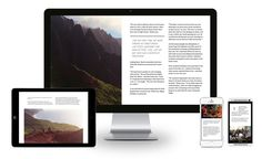 Storyform, a new storytelling tool: Create Magazines & Photo-stories with one click.