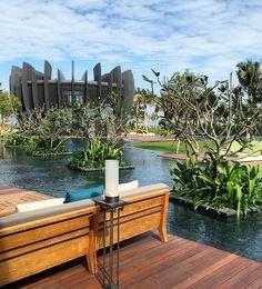 Park Hyatt Sanya Sunny Bay Resort. Photo courtesy of @ha1ec.