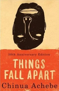 The Book Cover Archive: Things Fall Apart , design by Edel Rodriguez
