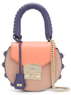 What's Trending In Fashion: Color Block Bags - Rock.Paper.Glam.