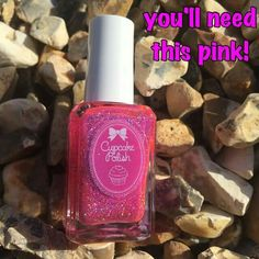 Cupcake Polish You'll Need This Pink (RC exclusive)