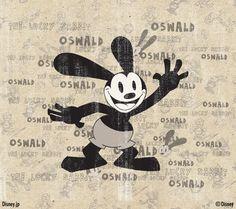 Oswald the lucky rabbit Walt Disney