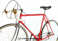 Steel Vintage Bikes - Pinarello Classic Roadbike