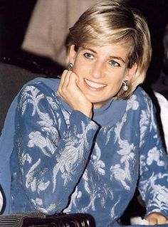 Princess Diana in Pakistan 1997