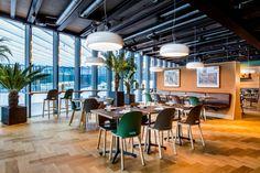 Portugal, Lisbon, Restaurant, O Watt Lisbon Food, Lisbon Restaurant, Beautiful Space, Restaurants, Dining, Interior Design, Travel, Furniture, Lovers