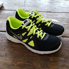 NWT!!! Nike Revolution 2 Never worn! Comfy and attractive :) women size 9 or 7Y Nike Shoes Sneakers