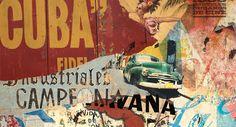 Revolucion De Cuba restaurant visual identityArt and design inspiration from around the world – CreativeRoots