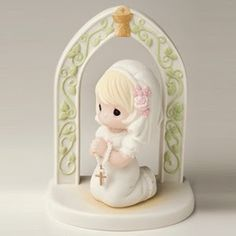 Precious Moment figurine. To add to Alexandra's collection =)