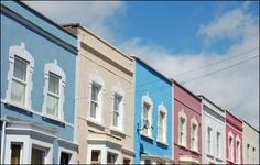 The Colourfully Iconic Houses of Bristol - The Chromologist