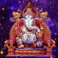Lord Ganesh Om Gam Ganapataye Namaha