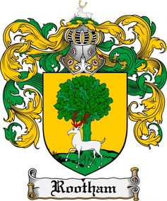 Roth Coat of Arms / Roth Family Crest - This surname ROTH was derived from the Old English 'ro' the dweller near the field of deer, from residence nearby. Family Shield, Family Crest, Crests, Coat Of Arms, Genealogy, Shield Tattoo, Surnames, Flags, Image Search