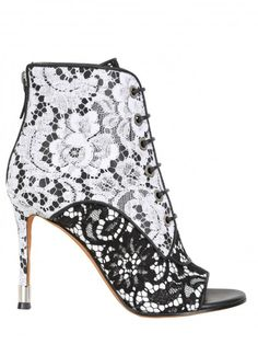 Ankle boots in pizzo Givenchy