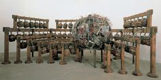 Chen Zhen: Without going to New York and Paris, life could be internationalized | Exhibition | Rockbund Art Museum