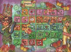 Pringle Hill Studio: Calendar Journal 2011