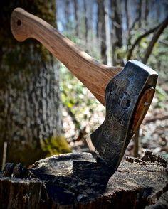 woods hatchet ...