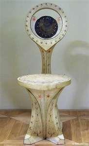 Carlo Bugatti - Chaise 1902 -  Art Nouveau...