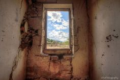 Windows Of Abandoned Rooms With Mystic Views - Silly Waste Of Time
