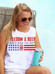 Personalized gifts for all occasions - baby, wedding, graduation and more; Personalized Shirts, Monograms, Freedom, Unisex, Tank Tops, Tees, Shopping, Women, Fashion