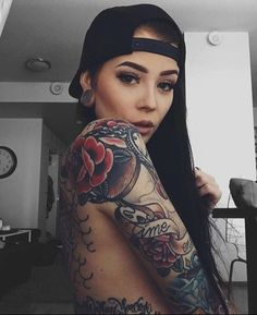 "40.3k Likes, 58 Comments - Tattoos Of Instagram (@tattoos_of_instagram) on Instagram: "" @sosssi ➖ Follow my favorite page on instagram: @INKED"""