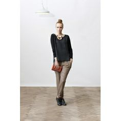 Baby Wool & Cupro Top   Apparel   Womens   Collections   Elk