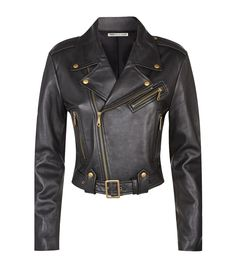 Rebecca Minkoff Harpur Moto Jacket in Black |  check out my blog handlethisstyle.com