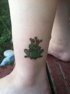 Tattoo animal, Frogs and Tattoo designs on Pinterest
