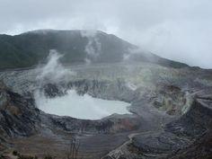 Volcán Poas,Costa Rica