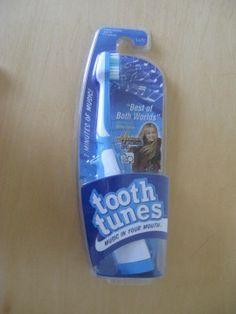 Hannah Montana Singing Toothbrush. I used to have this!!!!!! Old Disney, Bathroom Stuff, Hannah Montana, Miley Cyrus, Craft Stores, My Childhood, Singing, Lol, Organization