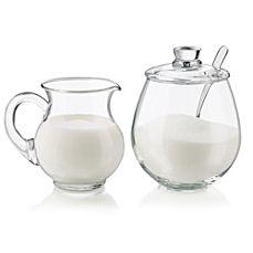 image of Dailyware™ 4-Piece Sugar and Creamer Set