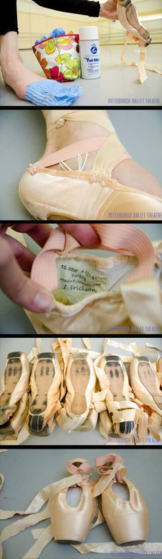 The Perfect Fit: Julia Erickson's Pointe Shoe Process | Pittsburgh Ballet Theatre