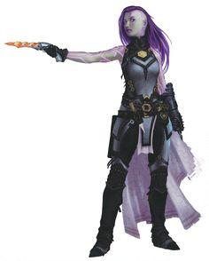 Female Character Design, Character Creation, Character Concept, Character Art, Aliens, Alien Concept Art, Female Armor, Alien Design, Vikings