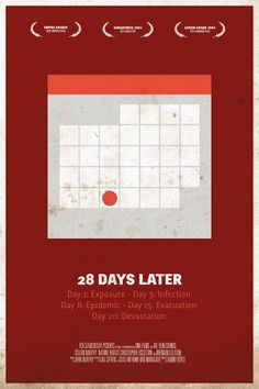 28 days later <3 <3