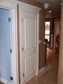 Primed White Fiberglass Prehung Left-Hand Outswing Mini Blind Patio Door White Primer   Mini blinds Patio doors and Patios & Steves \u0026 Sons 68 in. x 80 in. Primed White Fiberglass Prehung Left ...