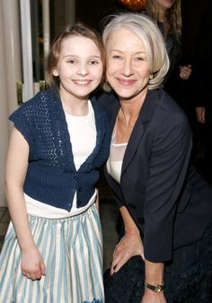 7th Annual AFI Awards Luncheon - 034010 - The Helen Mirren Archives Gallery